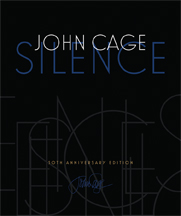Cage - Silence for catalog R-72-3