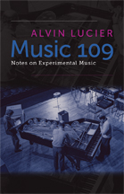 Lucier - Music 109 R-72-3