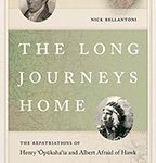Announcing The Long Journeys Home by Nick Bellantoni