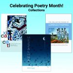 Celebrate Poetry Month with Three New Poetry Collections!