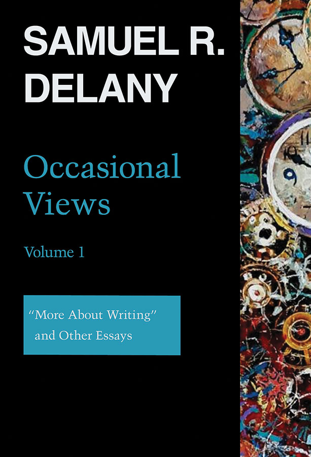 cover of Occasional Views Vol 1 by Samuel Delany