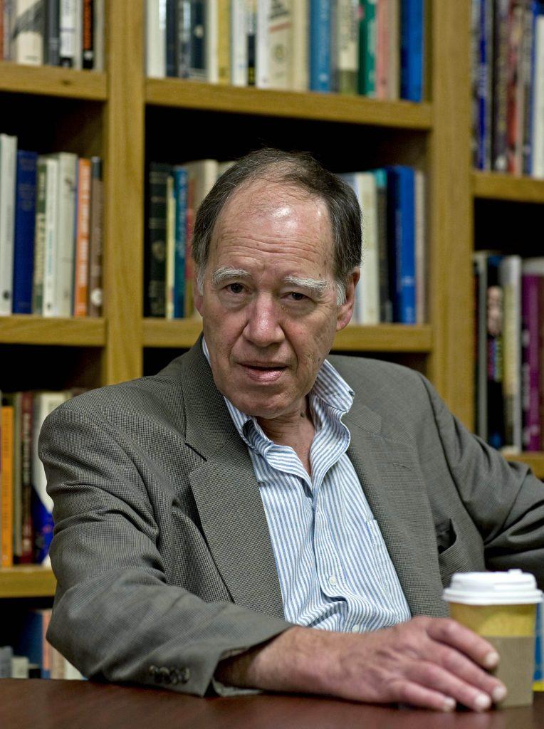 Author George Krimsky